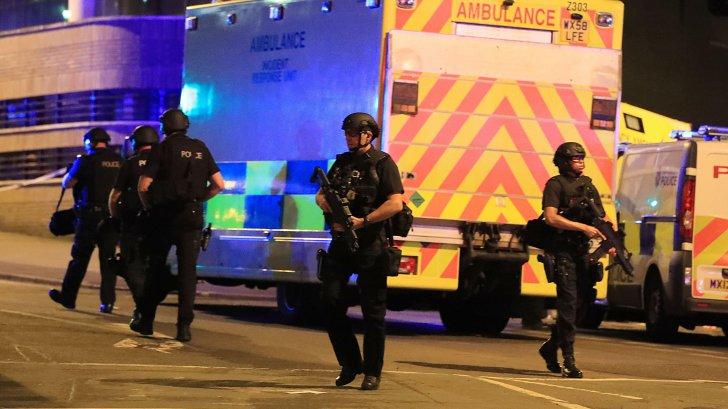 """""""Atentat terorist îngrozitor"""" la un concert în Manchester: 22 de morți și peste 59 de răniți – LIVE"""
