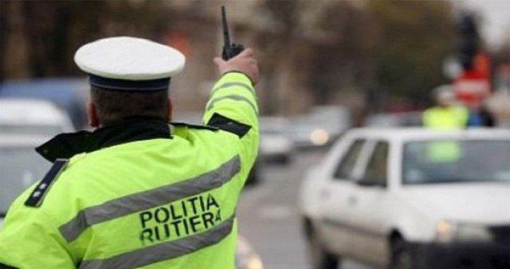 Pedepse mai mari pentru șoferi. Cei care nu opresc la semnalele polițiștilor, aspru sancționați