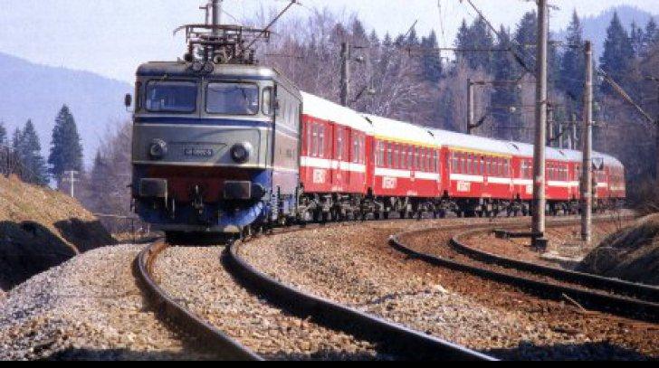 CFR anunţă că trenurile vor circula mai încet. Cu cât se reduce viteza