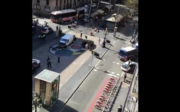 Atac terorist la Barcelona. Ministerul Afacerilor Externe: Este oficial. Un român, pe lista răniților