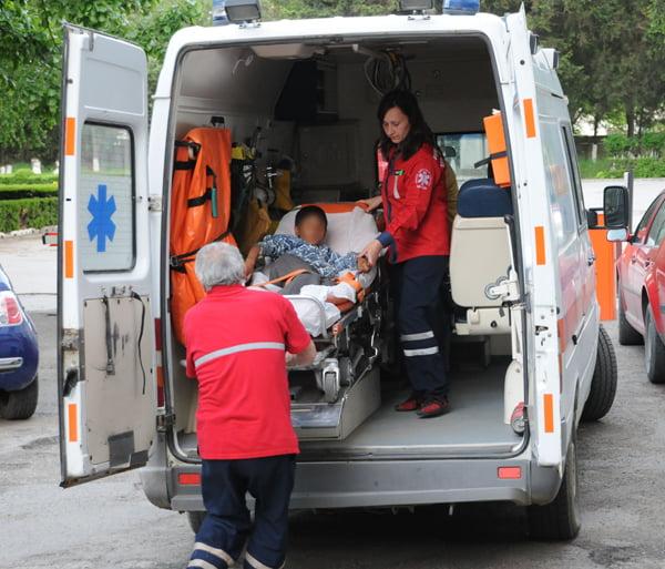 Minorul institutionalizat de la Negresti este sub supraveghere medicalã