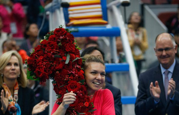 Simona Halep este ENTUZIASMATĂ înaintea debutului la Turneul Campioanelor. Românca va juca, luni, prima partidă