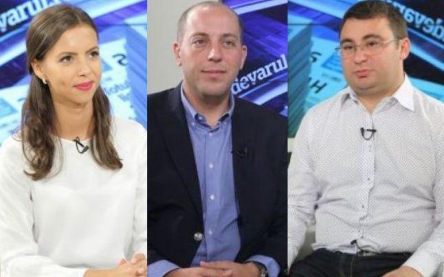 Mara Mareş, Radu Surugiu şi Glad Varga candidează pentru şefia TNL!