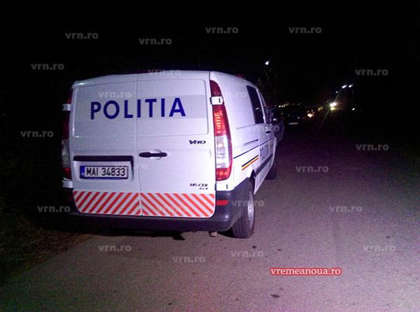 Copil mort la Codăiești, după ce și-a prins capul în geamul unei portiere de la mașina părinților!