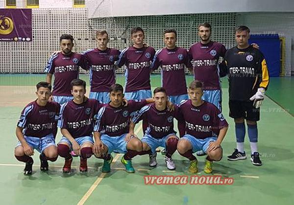 Inter Vaslui, start în campionatul de futsal – U19