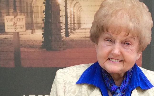 """Supravieţuitoarea lui Mengele la Auschwitz care i-a iertat pe nazişti şi l-a înfiat pe nepotul şefului lagărului: """"Orice problemă aţi avea, mereu există o soluţie"""""""