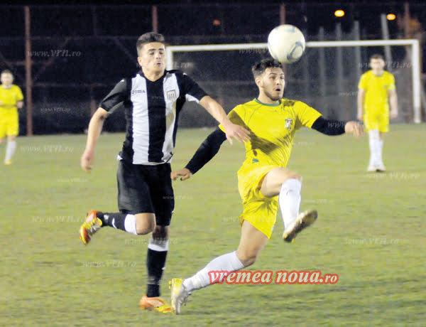 Pas gresit pentru FC Vaslui