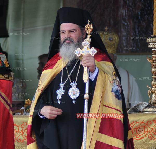 Episcopul Husilor, vizitã inopinatã la biserica din Bereasa