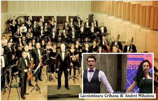 Spectacol extraordinar organizat în scop caritabil de Clubul Rotary Bârlad
