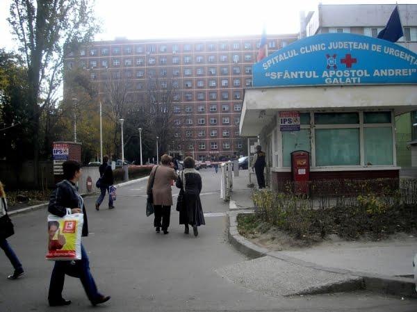 Zeci de posturi scoase la concurs de Spitalul Judeţean Galaţi