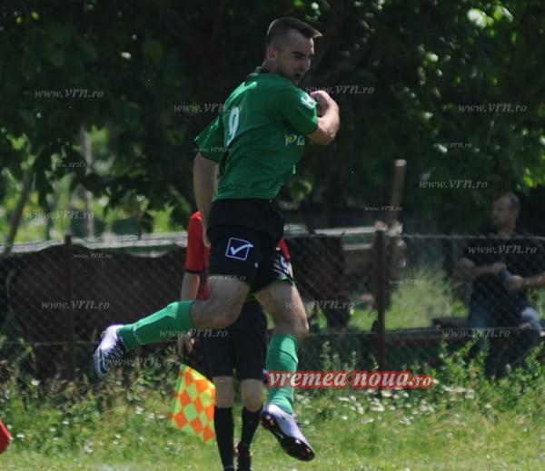 Pintilie, lider în clasamentul golgheterilor din Liga 5