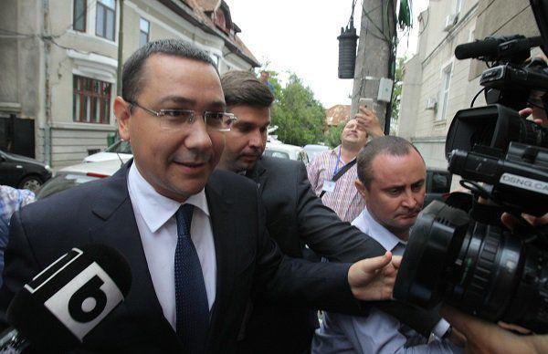 ÎN PLIN SCANDAL! Victor Ponata va da cu subsemnatul în fața procurorilor de la DNA