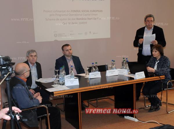 Oportunitate pentru vasluieni: 40.000 euro pentru cele mai bune 15 idei de afaceri