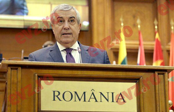 """TĂRICEANU, reacție DURĂ la adresa lui KOVESI:""""Nu își vede bârna din ochi"""""""