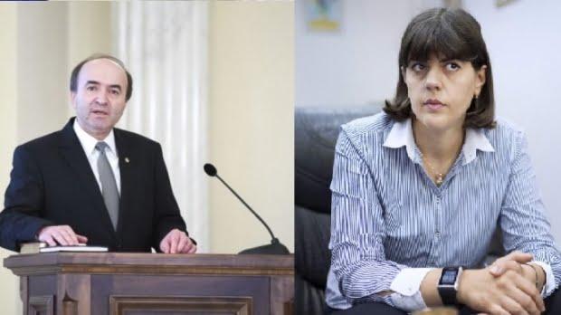 Ministrul Justiţiei, Tudorel Toader, prezintă astăzi raportul privind activitatea DNA. Ce se întâmplă cu Laura Codruţa Kovesi