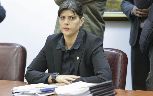 DOCUMENT CSM a publicat motivarea avizului negativ pe revocarea Laurei Codruţa Kovesi