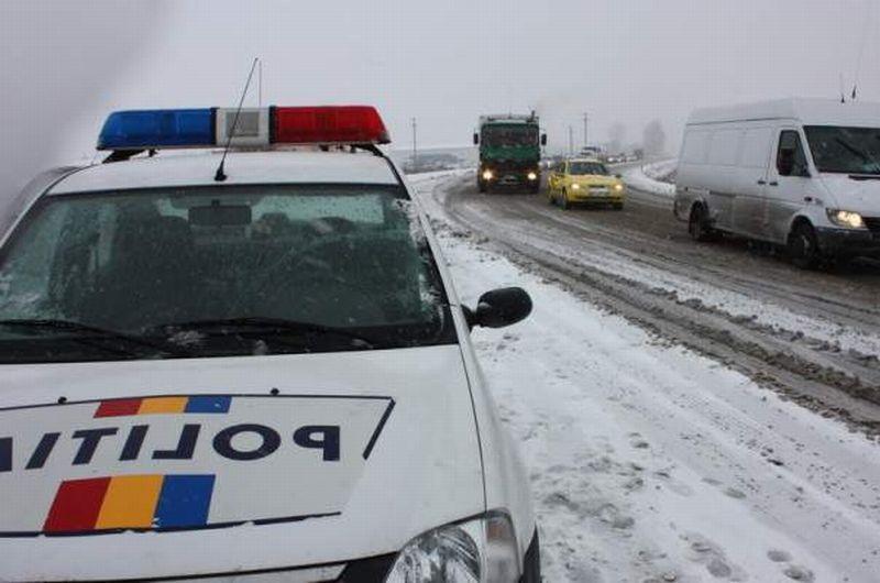 Accident grav, cu o victimă încarcerată, la ieșirea din Negrești!