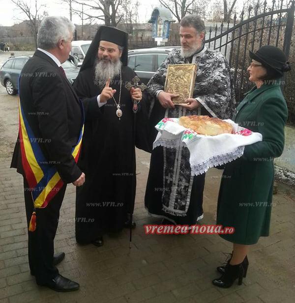 PS Ignatie i-a cucerit pe localnicii din Ghermãnesti, la prima slujbã în parohie