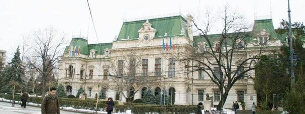 Bomba in Palatul Roznovanu. Primarul Iasului a luat o decizie uluitoare dupa excluderea viceprimarului Harabagiu