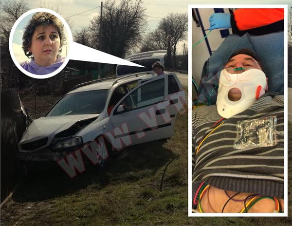 """""""Înarmat"""" cu un ac, un taximetrist a salvat viata unui sofer"""