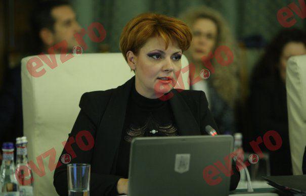 Olguța Vasilescu, REPLICĂ DURĂ pentru Iohannis. Ministrul Muncii cere PUBLICAREA STENOGRAMEI discuției de la Cotroceni