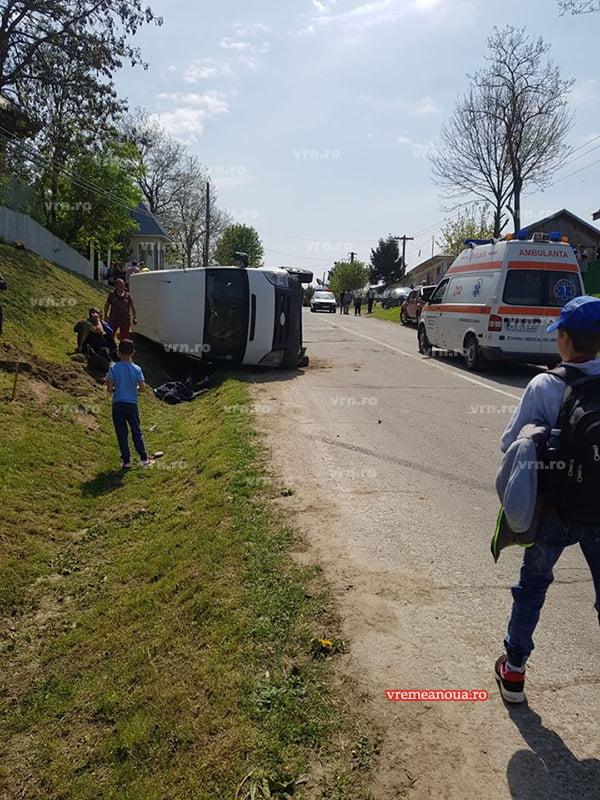 Tragedie la Fălciu: un tânăr de 27 de ani, mort într-un accident rutier!
