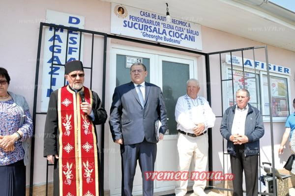 De Sf. Mc. Gherghe, CARP Bârlad a sfintit noul sediu din Ciocani! | FOTO | VIDEO
