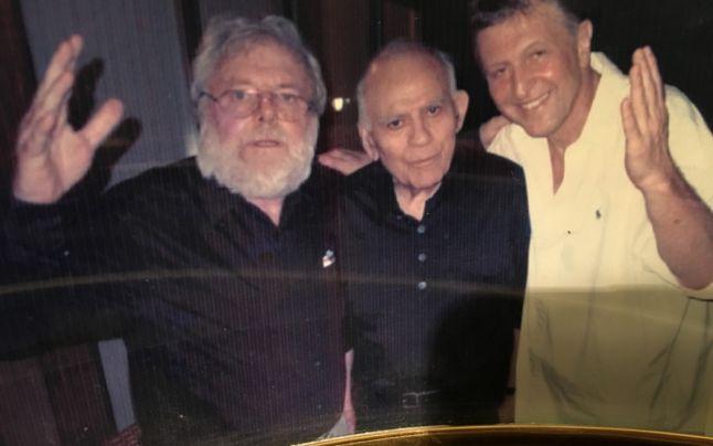 """Scrisoarea lui Andrei Şerban pentru tinerii care au lipsit de la înmormântarea lui Lucian Pintilie: """"Marele regizor a avut curajul să spună adevărul prin artă"""""""