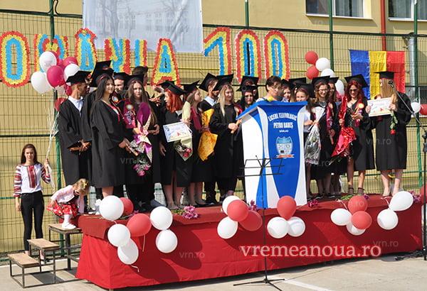 """Sãrbãtoarea Absolventilor Liceului Tehnologic """"Petru Rares"""" din Bârlad (FOTO, VIDEO)"""