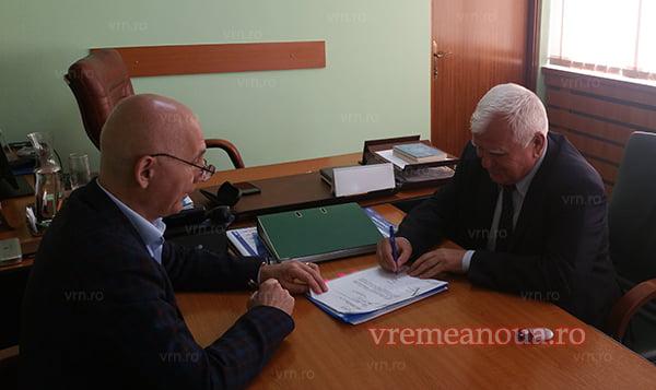 Bucurie mare pentru vârstnicii din Berezeni, se înfiinteazã un centru social
