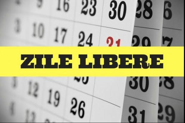 ZILE LIBERE 2018: Cum poţi avea o vacanţă extinsă de Rusalii şi 1 iunie