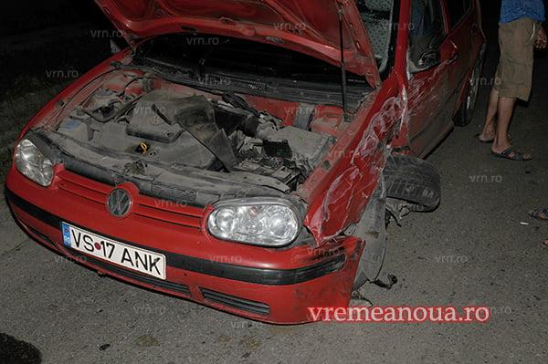 Accident cu spectatori la Rediu! | FOTO