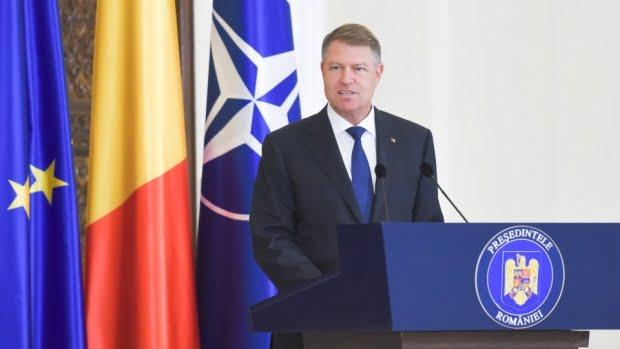 Klaus Iohannis: Sunt ferm hotărât să candidez pentru încă un mandat de preşedinte al României
