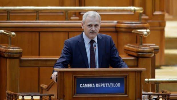 USR îi cere liderului deputaţilor PSD să înceapă procedura de revocare a lui Liviu Dragnea din funcţia de preşedinte al Camerei