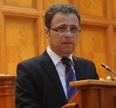 """Deputatul Daniel Olteanu: """"Moldova trebuie sã beneficieze de pe urma zãcãmintelor din Marea Neagrã"""""""