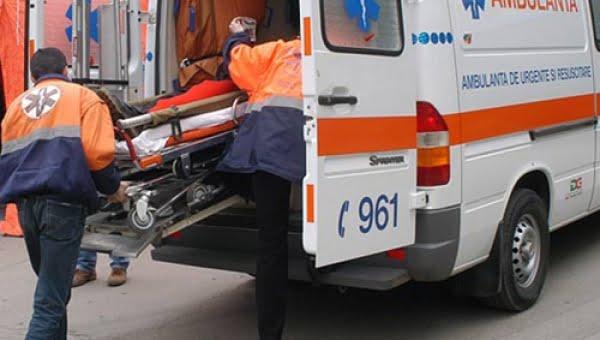 Explozie la fabrica de ulei din Galaţi. Un bărbat se află în stare gravă