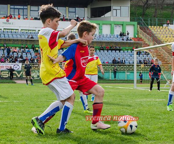 "Prezentã vasluianã la ""Brasov Cup"""