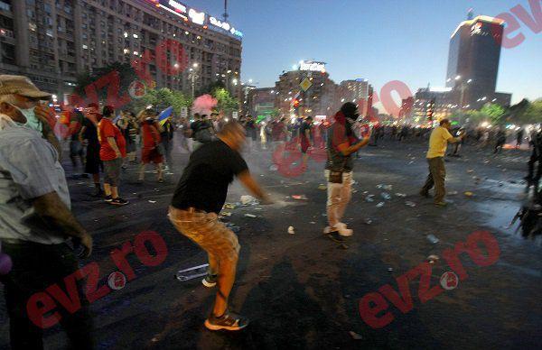 Mărturia unui ziarist pentru procurorii care caută provocatorii din Piața Victoriei