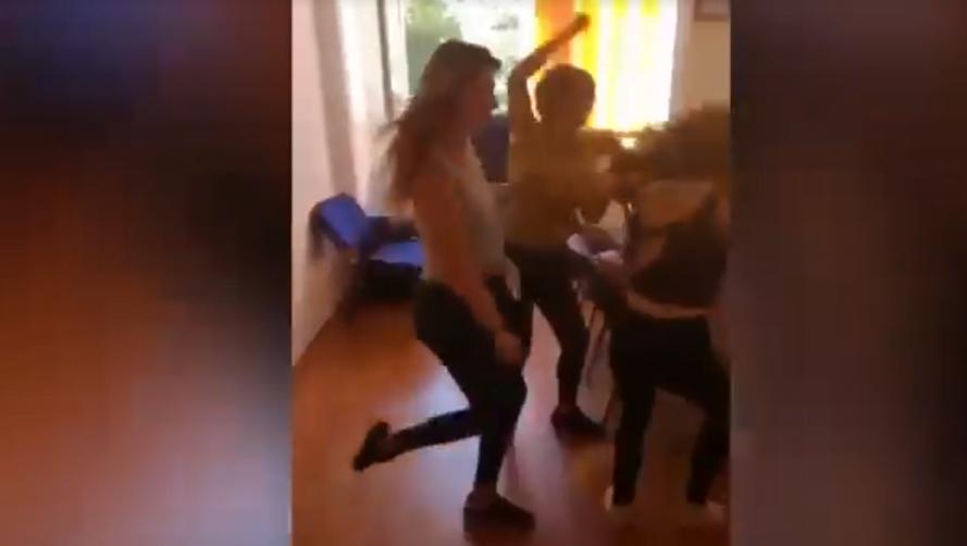 Bătaie într-un liceu din Comănești