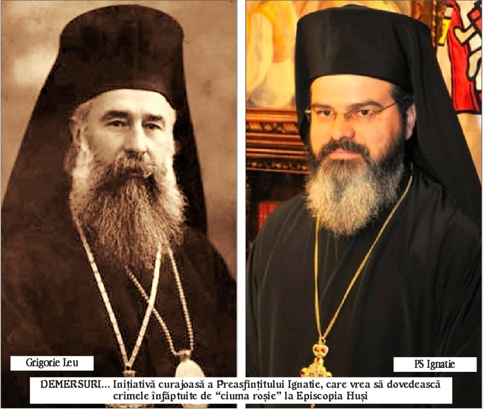Episcopul otrãvit de comunisti va fi dezgropat!