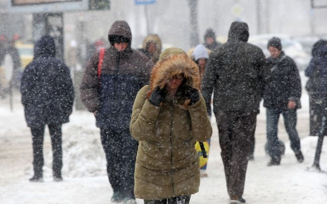 Prognoza meteo: Cât de frig se face şi unde lovesc ninsori puternice. Cum va fi vremea până pe 12 decembrie
