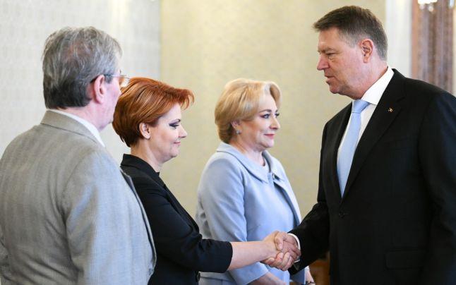 Ce variante are PSD după ce Iohannis a refuzat doi miniştri. Cum se poate întoarce Olguţa Vasilescu în Guvern