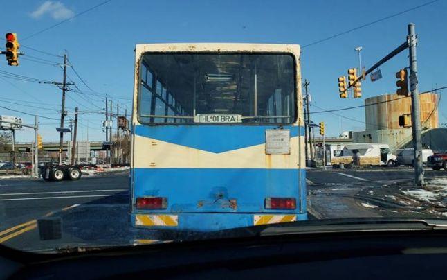 """Peripeţiile americanului care şi-a cumpărat autobuz românesc din Feteşti şi l-a transportat în New Jersey. """"După o călătorie de 6 luni, este în sfârşit acasă"""""""