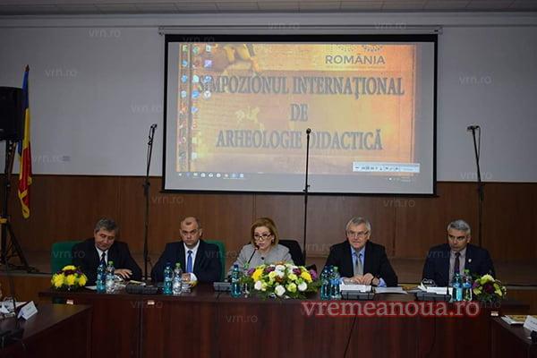 Prima editie a Simpozionului International de Arheologie Didacticã – un real succes