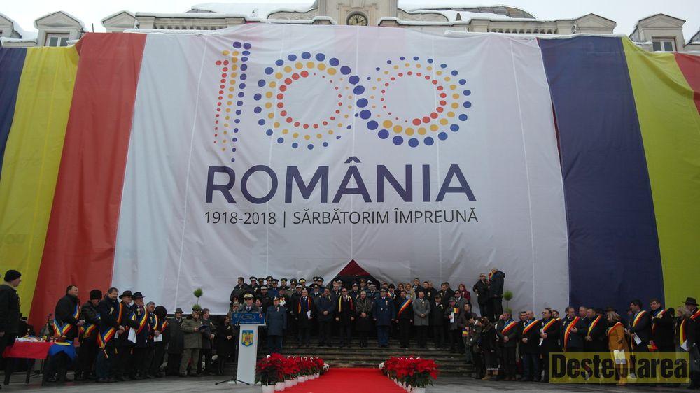 Centenarul Zborului Marii Uniri