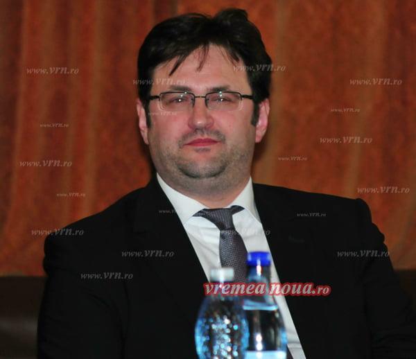 Prim procurorul Sorin Armeanu, din nou în cãrti pentru sefia DNA