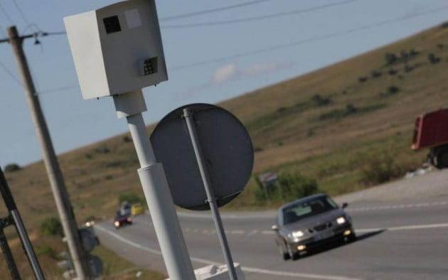 Camerele de control vor deveni si radare fixe, din 2019