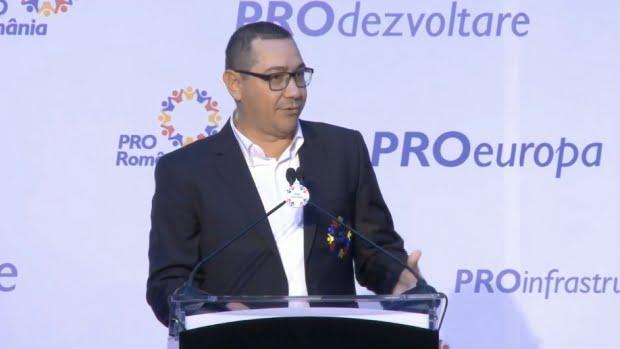 """Victor Ponta, despre remaniere: """"Poate exista un guvern mai incompetent decât Guvernul Dăncilă 1? Da: Guvernul Dăncilă 2″"""