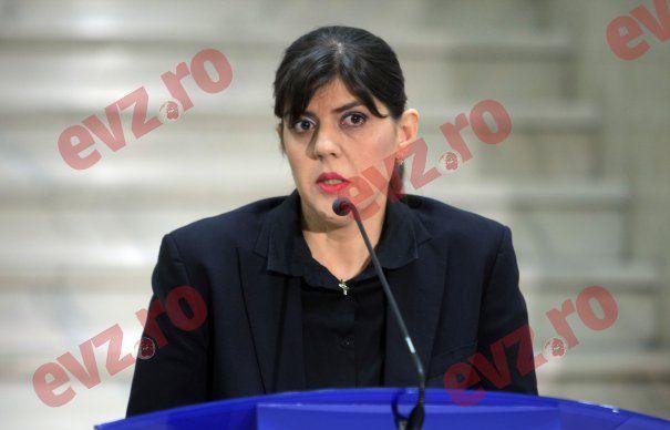 Lovitura MORTALĂ pentru Laura KOVESI! Sebastian Ghiță o acuză de constituire de GRUP INFRACȚIONAL ORGANIZAT. Ce spune Parchetul General