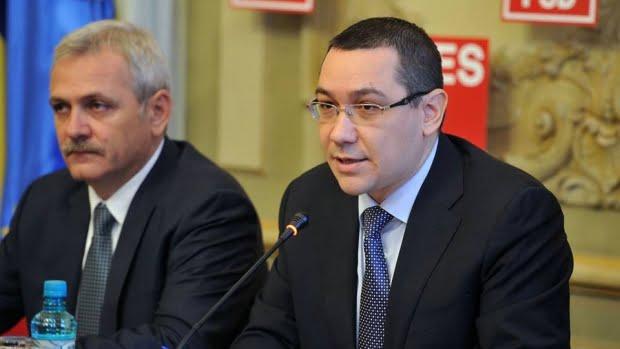 Victor Ponta: Toţi pesediştii din Parlament la mine vin să se jeluiască de relele pe care le face Dragnea